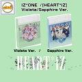IZ*ONE-HEART*IZ[Violeta/SapphireVer.]CD
