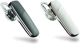 【特販商品】Bluetooth イヤホン ブルートゥース デュアルマイクと優れたノイズキャンセル技術、驚くほど軽い片耳ヘッドセット ハンズフリー イヤホンマイク 【 Plantronics プラントロニクス Explorer500(エクスプローラー500)】
