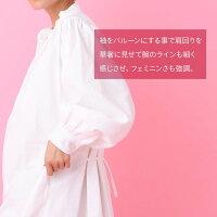 リネンビッグシルエットワンピース【マタニティ服】19k03
