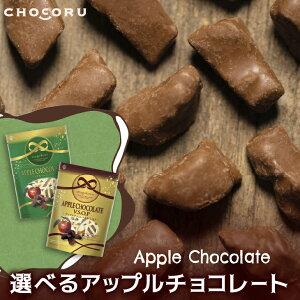 magokoro アップルチョコレートチョコレート りんご アップル フルーツチョコ ハイミルク ビターチョコ チョコ リンゴ 個包装 プチギフト ギフト