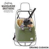 【先行予約】クッションドライブベッド犬用車お出かけアウトドア防災カー用品ベッドMANDARINEBROTHERSマンダリンブラザーズ