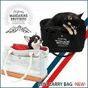 【犬 キャリーバッグ】キャリーバッグ パピー 小型犬 チワワ ヨーキー キャリーバック MandarineBrothers/MiniCarryBag-NewCo...