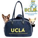 UCLA キャリーバッグ 犬 犬用キャリーバッグ カレッジ マディソンバッグ DOG ドッグ/UCLA DOG CARRY MADISON BAG(NAVY)