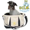 UCLA キャリーバッグ 犬 犬キャリーバッグ カレッジ トートバッグ ボストンバッグ DOG ドッグ/UCLA DOG CARRY TOTE BA…