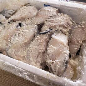 銀鱈粕漬け(20切)