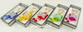 韓国雑貨 古典刺繍 キーホルダー5個セット■keyholder-4-s【ギフト】【お土産】