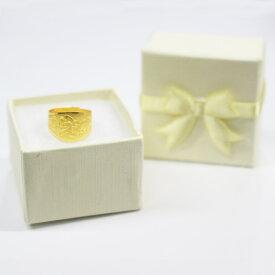 韓国1歳の子供用24金指輪トルパンジ パンドン1.87グラム■tolpangi-7-s【ギフト】【御百日祝】【誕生祝】