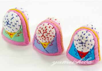 韓国雑貨 手刺繍指貫■korumu-2-s【ギフト】【お土産】【結婚祝】