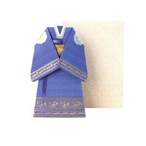 韓国 メッセージカード (王・青)■messagecard-3-s【ギフト】【お土産】