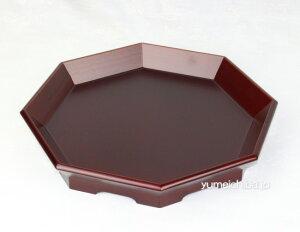 韓国漆器八角果物入れ料理器(大)■kashiki-4-s【ギフト】【お土産】【長寿祝】