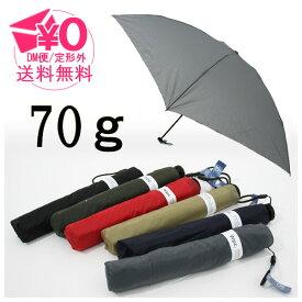 【定形外送料無料】 WPC ワールドパーティー スーパーエアライト 最軽量 70g 折りたたみ傘 msk50 全6色