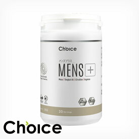 MENS+ メンズプラス 240カプセル【チョイス】