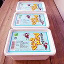 あす楽 土佐のアイスクリン 1リットル×3箱セット 高知産 おとくなまとめ買いセット【Cool delivery】