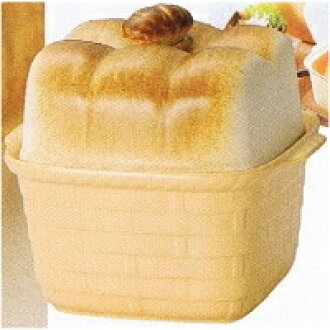 ★ kotomi ware bread maker and 10% ★ cute Japanese pottery bread grilled bread bin & type (a33-104-4111-0001-104)