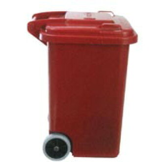 Fair! ★! Dalton, Plastic trash can 45L ◆ in red color ★ dust box * other product and the supplied not DULTON 8colors