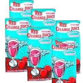 カゴメ レッドオレンジジュース 1リットル×6本セット 業務用 レッドオレンジ ブラッドオレンジジュース ご予約品(HMY)※お届けに1週間ほどかかることがあります