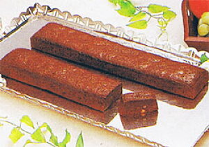 フリーカットケーキ ブラウニー 370g×1枚 業務用冷凍ケーキ(U)(TKBS)【Cool delivery】