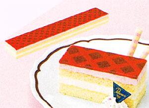 フリーカットケーキ いちご 320g 業務用冷凍ケーキ(U)【Cool delivery】