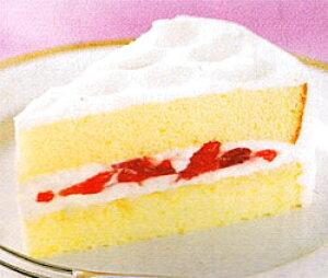【冷凍ケーキ】★【業務用】ショートケーキ80g×6個入(U)★【Cool delivery】