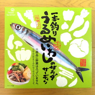 ★ one fishing urumeiwashi saladsardine ★ [always] a [collection] [freezing] (HMYS) * Courier, +110 Yen +324 pie cod is required.