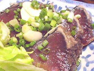 ★ Toro bonito (bonito tataki) was frozen about 700 g (approximately 4 to 5 servings) ★ [freezing]