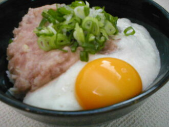 ★ frozen meatballs with books and スリオロシ potato 300 g book Negi-Toro tuna 200 g set ★