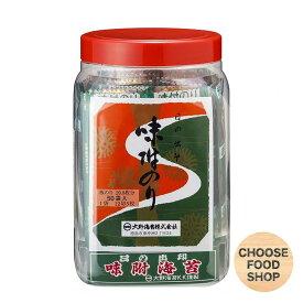 大野海苔 50束 味付けのり ポリ瓶【徳島特産品】