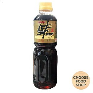 【3点購入で送料無料】 加賀屋( かがや) 味一醤油 500ml【徳島特産品】