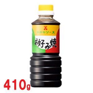 加賀屋( かがや) お好み焼きソース 410gペットボトル 1本【徳島特産品】