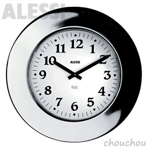 AlESSI Momento 掛け時計 モメント 【アレッシィ デザイン雑貨 イタリア ウォールクロック 壁掛け時計 壁時計 オフィス リビング 店舗】