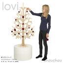 lovi クリスマスツリー 120cm Xmas Tree 【ロヴィ オブジェ フィンランド 白樺 バーチ材 リビング デザイン雑貨 イン…