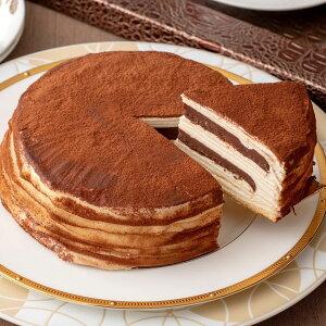 敬老の日 2021 チョコ スイーツ プレゼント ギフト 2020 ミルクレープ バースデーケーキ 誕生日ケーキ ミルクレープホール 内祝い 手作り 誕生日 もっちり食感の手作りミルクレープ 生チョコ