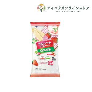 NCAウエハース+乳酸菌 イチゴ 20枚入
