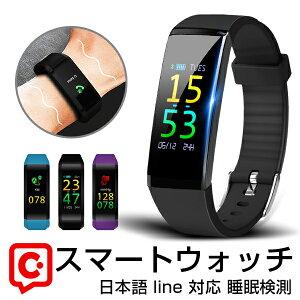 itDEAL スマートウォッチ iphone 対応 a...