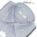 CHOYA 1886 【J∞QUALITY認定商品】綿100%・日本製生地・日本縫製ロンドンストライプ・ワイドカラー・ドレスシャツ(百貨店/ビジネスシャツ/ワイシャツ)(cvd810-455)