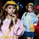 幼稚園 ハロウィンコスチューム ハロウィン コスプレ おちゃめな幼稚園児 コスプレ ブレザー 衣装 制服 M〜2Lサイズ…