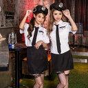 ハロウィン コスプレ 衣装 仮装 ポリス 制服 衣装 コスチューム コス 警官 警察 婦警 婦人警官 ミニスカポリス 帽子 …