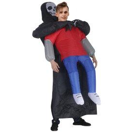 ふくらむだっこゴースト コスプレ 衣装 ハロウィン 仮装 インフレータブルコスチューム inflatable costumeパーティーグッズ おもしろ 面白い 着ぐるみ 大人用 きぐるみ 空気で膨らむ エアブロー おもしろ着ぐるみ おもしろい おもしろコスチューム 余興 笑える