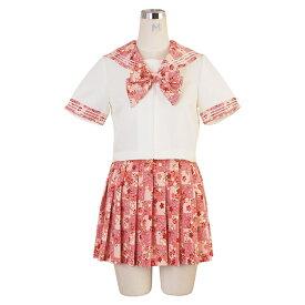 和柄セーラー セーラー服 かわいい 可愛い ミニスカ エロかわ ハロウィンコスチューム イベントコスチューム コスプレ こすぷれ costume1018