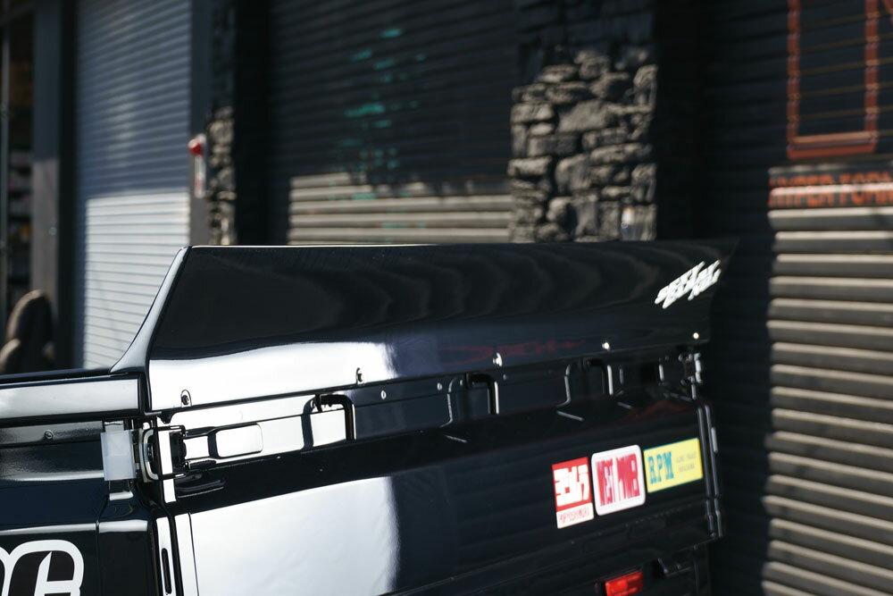 キャリイトラック 16T リアウイング 塗装済 K.BREAKRACING K-BREAK/ケイブレイク