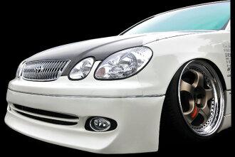 アリスト16系フォグランプ(フォグカバー&メッキリング付)クリエイティブディレクションシリーズカーセンス