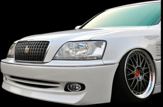 マジェスタ17系フォグランプ(フォグカバー&メッキリング付)クリエイティブディレクションシリーズカーセンス