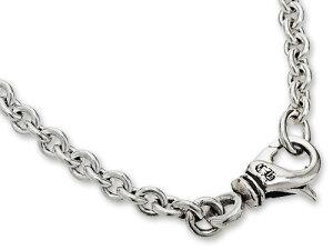 【CHROME HEARTS クロムハーツ Necklace ネックレス】Neチェーンネックレス/20インチ【送料無料】