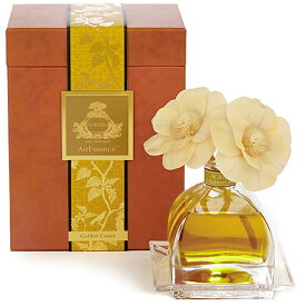 アグラリア(AGRARIA) ゴールデンカシス(Golden Cassis) エアエッセンス(Air Essence) ソラフラワーディフューザー 218ml 送料無料 父の日 引越祝い プレゼント ラッピング