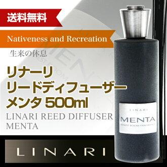 LINARI (LINARI) Reed diffuser MENTA (MENTA) 500 ml diffuser