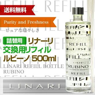 LINARI (LINARI) Reed diffuser Rubino (RUBINO) 500 ml diffuser