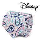 ネクタイ メンズ 紳士 シルク Mickey Mouse Paisley Multi Men's Tie ディズニー ミッキーマウス ペイズリー マルチ D…