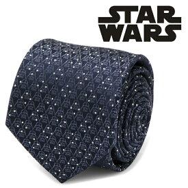 ◎ネクタイ シルク Various Licensed メンズ 紳士 Darth Vader Navy Diamond Dot Mens Tie スターウォーズ ダースベイダー ネイビー ダイヤモンド ドット ネイビー SW-DVDT-BL-TR