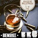 BENSHOT ベンショット Whisky glass ウィスキーグラス 11oz(325ml) ワイングラス(443ml) 米国製 ハンドメイド