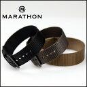 ◆MARATHON US MIL Spec Strap マラソン ミルスペック ストラップ◆16mm20mm22mmエクストラロング【あす楽対応】【送…